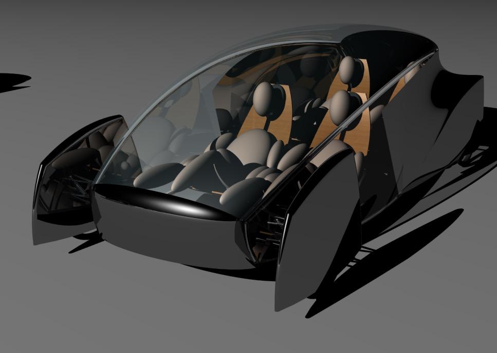 E-city car